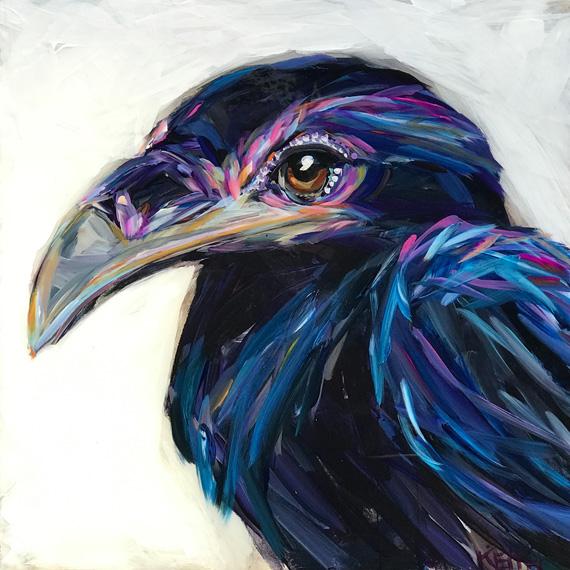 Roberta 16x16in Acrylic $560